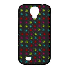 Roses Raining For Love  In Pop Art Samsung Galaxy S4 Classic Hardshell Case (pc+silicone)