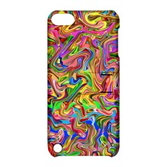 Colorful 2 Apple Ipod Touch 5 Hardshell Case With Stand
