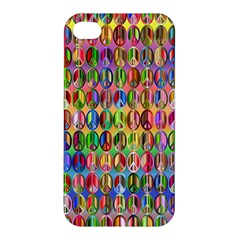 Peace Sign Apple Iphone 4/4s Hardshell Case
