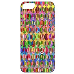 Peace Sign Apple Iphone 5 Classic Hardshell Case