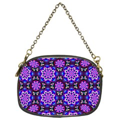 Colorful 3 Chain Purses (two Sides)