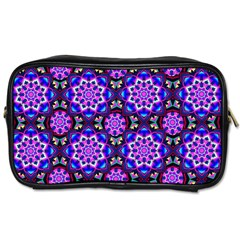Colorful 3 Toiletries Bags 2 Side