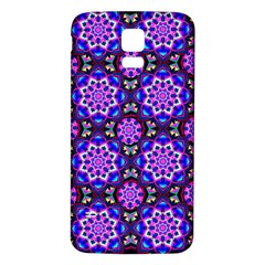 Colorful 3 Samsung Galaxy S5 Back Case (white)