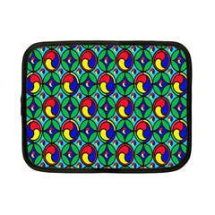 Colorful 4 Netbook Case (small)