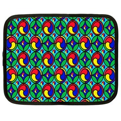 Colorful 4 Netbook Case (xl)