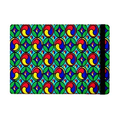 Colorful 4 Apple Ipad Mini Flip Case