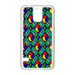 Colorful 4 Samsung Galaxy S5 Case (white)