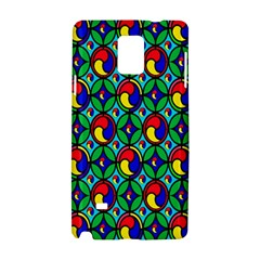 Colorful 4 Samsung Galaxy Note 4 Hardshell Case