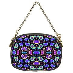 Colorful 5 Chain Purses (one Side)