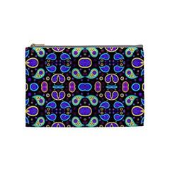 Colorful 5 Cosmetic Bag (medium)