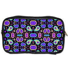 Colorful 5 Toiletries Bags 2 Side
