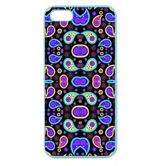 Colorful 5 Apple Seamless Iphone 5 Case (color)