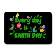 Earth Day Small Doormat