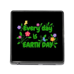Earth Day Memory Card Reader (square)