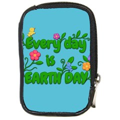 Earth Day Compact Camera Cases