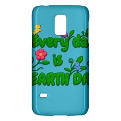 Earth Day Galaxy S5 Mini