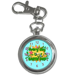 Earth Day Key Chain Watches