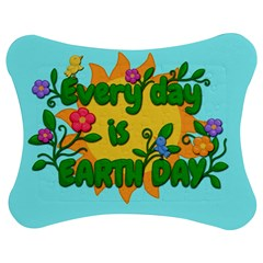 Earth Day Jigsaw Puzzle Photo Stand (bow)