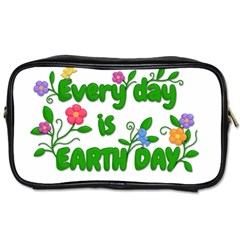 Earth Day Toiletries Bags