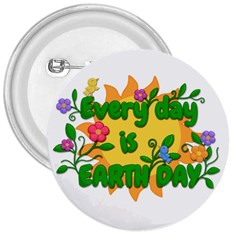 Earth Day 3  Buttons
