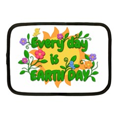 Earth Day Netbook Case (medium)