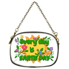 Earth Day Chain Purses (one Side)