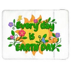 Earth Day Samsung Galaxy Tab 7  P1000 Flip Case
