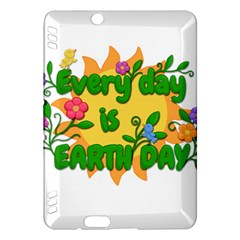 Earth Day Kindle Fire Hdx Hardshell Case
