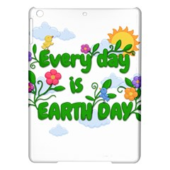 Earth Day Ipad Air Hardshell Cases