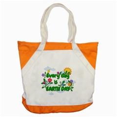 Earth Day Accent Tote Bag