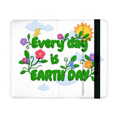 Earth Day Samsung Galaxy Tab Pro 8 4  Flip Case