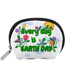 Earth Day Accessory Pouches (small)