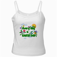 Earth Day Ladies Camisoles