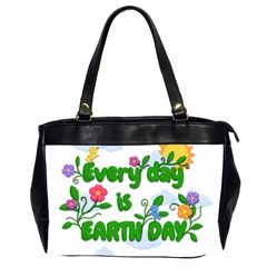 Earth Day Office Handbags (2 Sides)