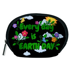Earth Day Accessory Pouches (medium)