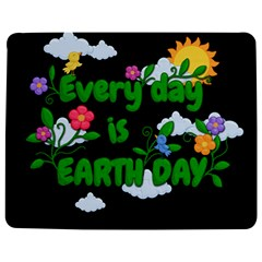 Earth Day Jigsaw Puzzle Photo Stand (rectangular)