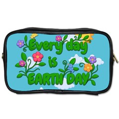 Earth Day Toiletries Bags 2 Side