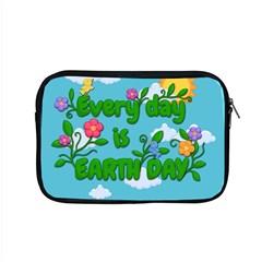 Earth Day Apple Macbook Pro 15  Zipper Case