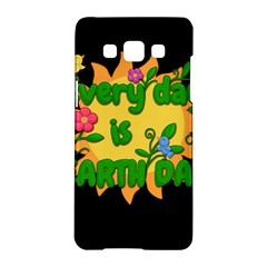 Earth Day Samsung Galaxy A5 Hardshell Case