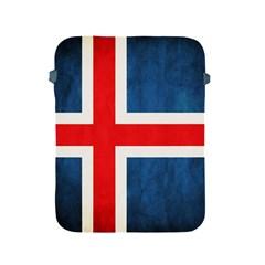 Iceland Flag Apple Ipad 2/3/4 Protective Soft Cases