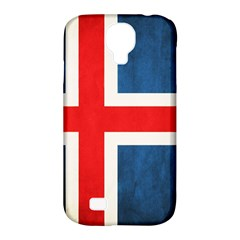 Iceland Flag Samsung Galaxy S4 Classic Hardshell Case (pc+silicone)