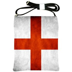 England Flag Shoulder Sling Bags