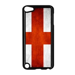 England Flag Apple Ipod Touch 5 Case (black)