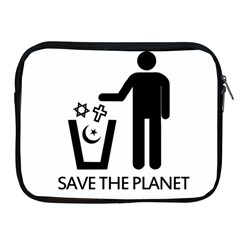Save The Planet   Religions  Apple Ipad 2/3/4 Zipper Cases