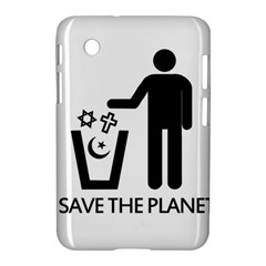 Save The Planet   Religions  Samsung Galaxy Tab 2 (7 ) P3100 Hardshell Case