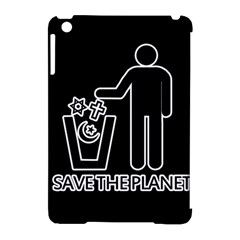 Save The Planet   Religions  Apple Ipad Mini Hardshell Case (compatible With Smart Cover)
