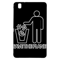 Save The Planet   Religions  Samsung Galaxy Tab Pro 8 4 Hardshell Case