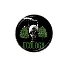 Ecology Hat Clip Ball Marker (4 Pack)