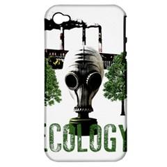 Ecology Apple Iphone 4/4s Hardshell Case (pc+silicone)