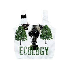 Ecology Full Print Recycle Bags (s)